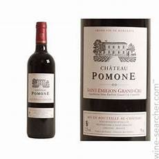 chateau pomone emilion grand cru prices