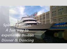 #Spirit of Boston Dinner Cruise   YouTube