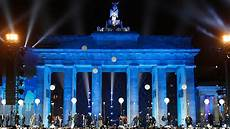 berlin wall fall display 8 000 balloons released over germany video rt news