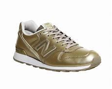 new balance 996 gold mono fashion trainers