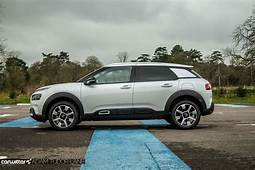 2018 Citroen C4 Cactus Review  Carwitter