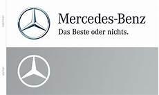 Mercedes Das Beste Oder Nichts Logo