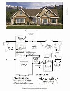 rambler style house plans craftsman style rambler home plan with bonus room house