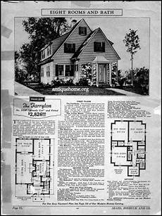 sears roebuck house plans 1906 sears roebuck house the tarryton 1926 sears special