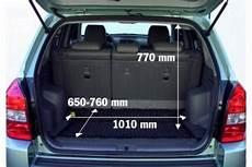 kofferraumvolumen hyundai tucson adac auto test hyundai tucson 2 7 v6 gls 4wd automatik