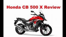Honda Cb 500 X 2018 Test Ride Review
