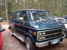 1994 Chevrolet Chevy Van  Overview CarGurus