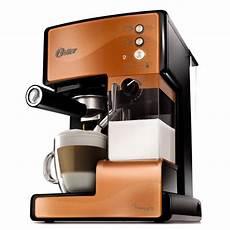 Oster Malvorlagen Cafe Cafetera Prima Latte Cobre 6601c Oster Cafeteras