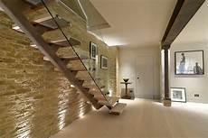 escalier droit design escalier moderne droit