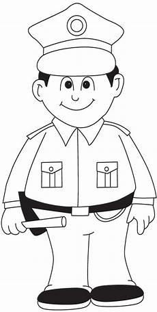 malvorlagen fur kinder ausmalbilder polizei kostenlos