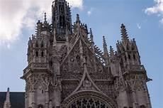 cath 233 drale d evreux dentelle gothique flamboyant au dessus