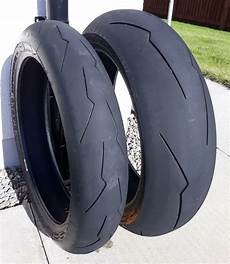 pirelli diablo supercorsa sp used tires 180 55 17 120