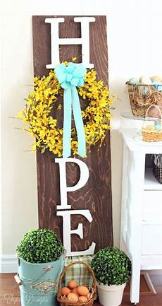 Decorations Diy by 30 Creative Easter Decor Diy Projects Hative