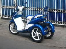 Jual Motor Modifikasi Roda 3 by Oracle Modification Concept Yamaha Mio Roda 3 Pesanan Mr