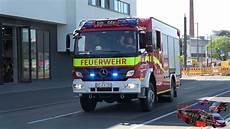 2x Hlf 20 Elw Dlk 23 12 Bf Mainz Fw 2 Innenstadt Rtw