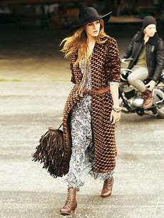 boho style winter tips on doing boho winter style aelida