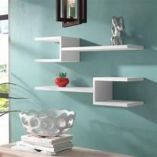 brayden studio kyle modern wall shelf reviews wayfair