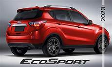The 2020 Ford Ecosport A Name For Itself Solution