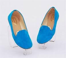 sepatu flat polos casual warna biru bahan beludru sku ddrlaf rp 55 000 gaun tas tas