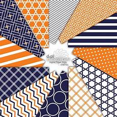 Navy And Orange Wallpaper orange and navy digital paper and printable backgrounds