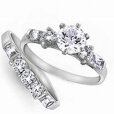 couple wedding rings sets for and men rikofcom wedding ring sets with colored stones
