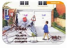 donna al volante pericolo costante italiano modi di dire