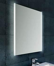 spiegel duo 50 x 70 cm met dimbare led en verwarming