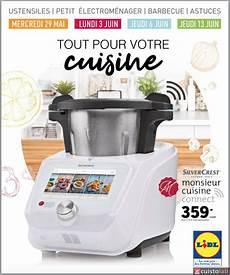 acheter monsieur cuisine connect silvercrest portable webap