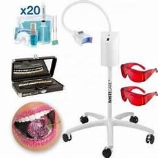 blanchiment dentaire produits et appareils white care