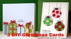 3 diy cards diy crafts how to make