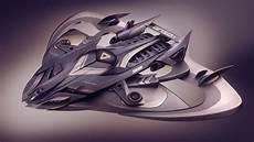 artstation underwater vehicle encho enchev spaceship design futuristic cars vehicles