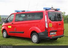einsatzfahrzeug ford transit custom p 252 tting elw bos