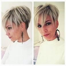 long fringe pixie cut short hair pinterest long