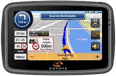 mise a jour coyote nav voiture communicante coyote lance gps nav v2