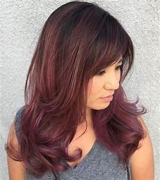 medium hairstyles with side fringe 50 layered hair with bangs ideas hair adviser
