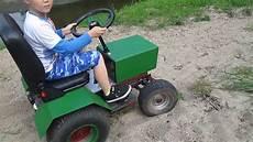 mein elektro traktor