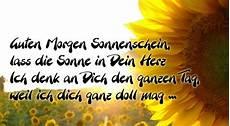 Liebe Guten Morgen Sprüche - sonnenblume guten morgen gru 223 karten e cards postkarten