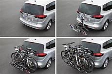 fietsendrager flexfix opel nu ook voor vier fietsen