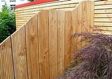 Gartenzaun Billig Kaufen - sichtschutz aus riffelholz eigenbau leicht m 246 glich