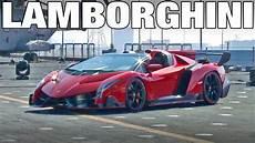 Lamborghini Veneno Roadster World Premiere