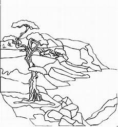 Malvorlagen Kostenlos Landschaftsbilder Landschaften Malvorlagen Malvorlagen1001 De Coloring