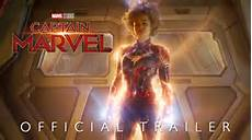 captain marvel new trailer official uk marvel hd