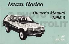 electronic toll collection 1995 isuzu rodeo on board diagnostic system free repair manual for a 1995 isuzu rodeo 1994 1995