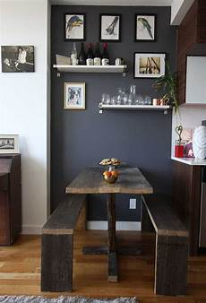 Apartment Furniture Kitchen Table by Divide Color How To Use Paint To Separate Small Spaces