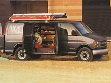1996 Chevrolet Chevy Van Specs Safety Rating & MPG
