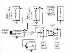 1960 s mosrite ventures bass wiring diagram talkbass com