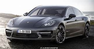 Future Cars Porsche Reboots 2017 Panamera In Pursuit Of