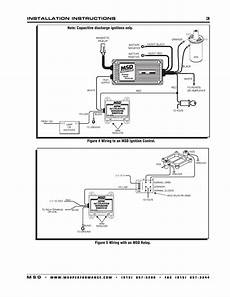 Msd 8956 Window Rpm Activated Switch Installation User