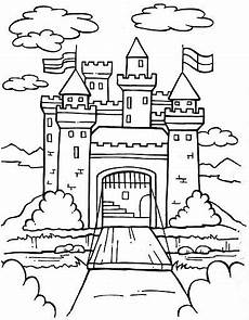 malvorlagen ritterburg hack castle free coloring pages coloring pages kostenlose