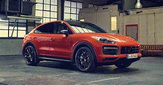 2020 Porsche Cayenne Coupe Trades Capacity For Comeliness